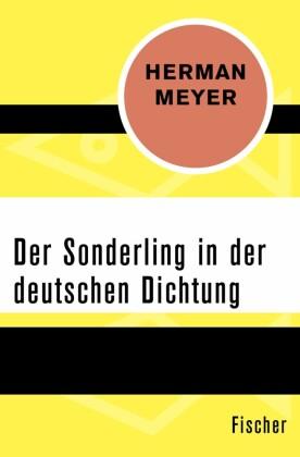 Der Sonderling in der deutschen Dichtung