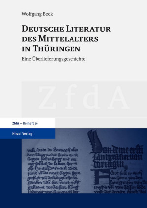 Deutsche Literatur des Mittelalters in Thüringen