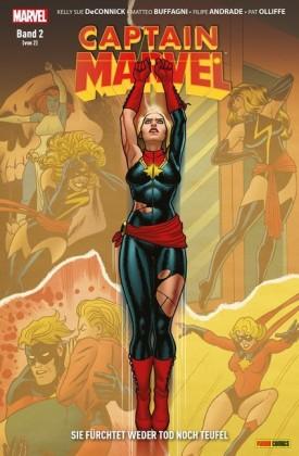 Captain Marvel - Sie fürchtet weder Tod noch Teufel 2