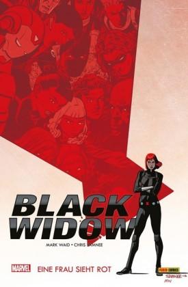 Black Widow 2 - Eine Frau sieht rot (Serie 2)
