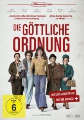 Die göttliche Ordnung, 1 DVD Cover