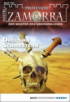 Professor Zamorra - Folge 1131