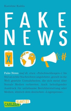 Carlsen Klartext: Fake News