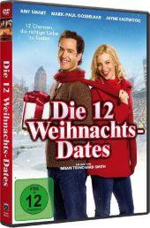 Die 12 Weihnachtsdates, 1 DVD