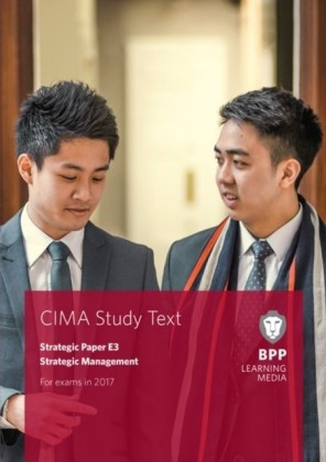 CIMA E3 Strategic Management