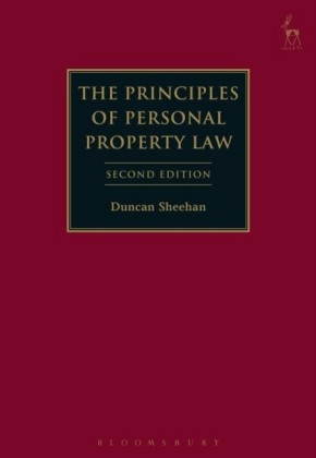 Principles of Personal Property Law