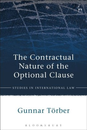 Contractual Nature of the Optional Clause
