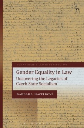 Gender Equality in Law