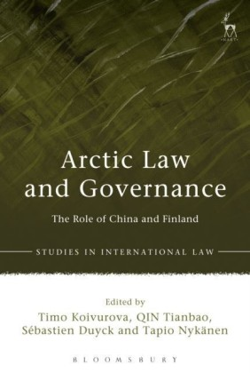 Arctic Law and Governance