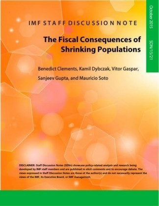 Fiscal Consequences of Shrinking Populations