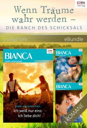 Wenn Träume wahr werden - die Ranch des Schicksals - 3-teilige Serie