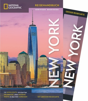 NATIONAL GEOGRAPHIC Reisehandbuch New York