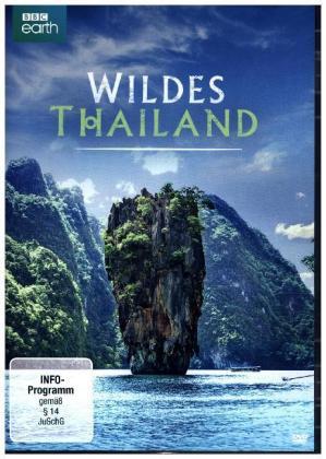 Wildes Thailand, 1 DVD