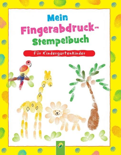 Mein Fingerabdruck Stempelbuch Ebook Hofer Life
