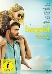 Begabt: Die Gleichung eines Lebens, 1 DVD Cover