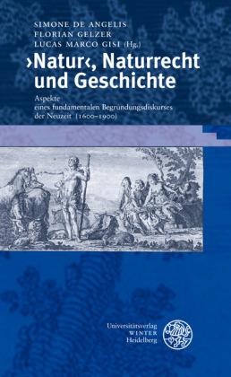 'Natur', Naturrecht und Geschichte