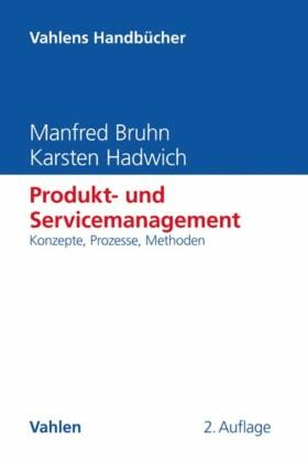 Produkt- und Servicemanagement