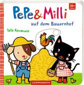 PePe & Milli auf dem Bauernhof Cover