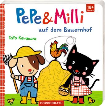PePe & Milli auf dem Bauernhof