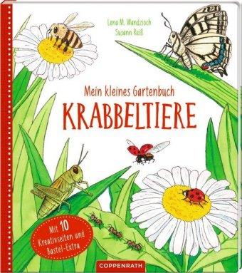 Mein kleines Gartenbuch - Krabbeltiere