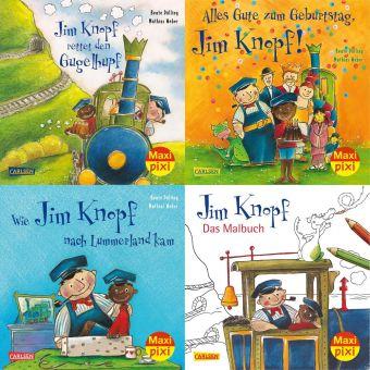 Jim Knopf, 4 Hefte