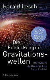Die Entdeckung der Gravitationswellen Cover