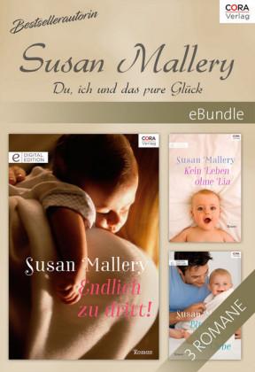 Bestsellerautorin Susan Mallery - Du, ich und das pure Glück