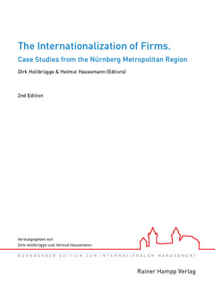 The Internationalization of Firms