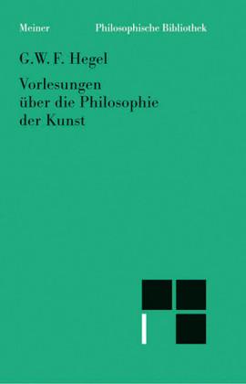 Vorlesungen über die Philosophie der Kunst (1823)