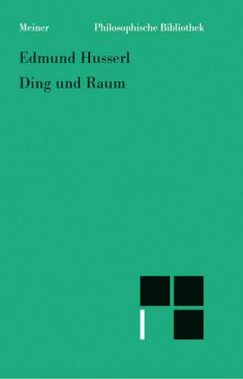 Ding und Raum