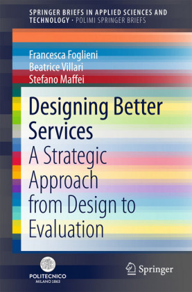 Designing Better Services