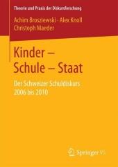 Kinder - Schule - Staat