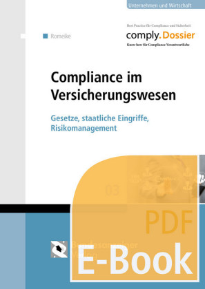 Compliance im Versicherungswesen (E-Book)