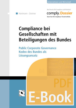 Compliance bei Gesellschaften mit Beteiligung des Bundes (E-Book)