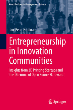 Entrepreneurship in Innovation Communities