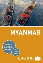 Stefan Loose Travel Handbücher Reiseführer Myanmar (Birma) Cover