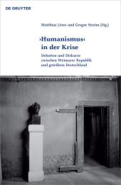 'Humanismus' in der Krise