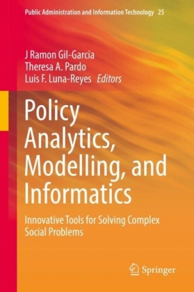 Policy Analytics, Modelling, and Informatics