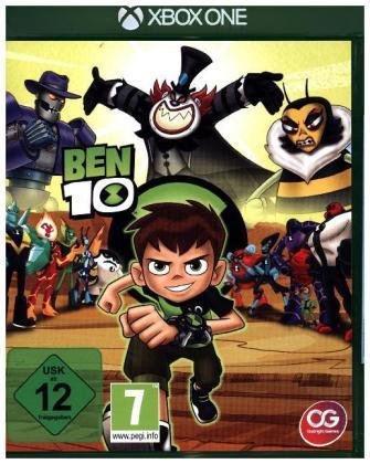 Ben10, 1 Xbox One-Blu-ray Disc