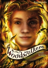 Woodwalkers - Fremde Wildnis Cover