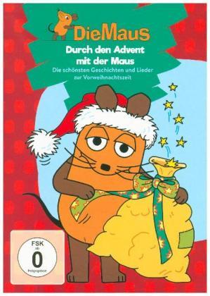 Die Sendung mit der Maus - Durch den Advent mit der Maus, 1 DVD