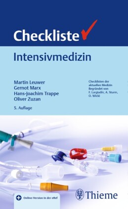 Checkliste Intensivmedizin