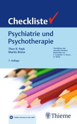 Checkliste Psychiatrie und Psychotherapie