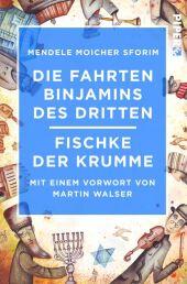 Die Fahrten Binjamins des Dritten / Fischke der Krumme