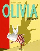 Olivia spioniert Cover