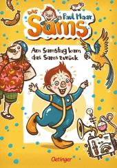 Am Samstag kam das Sams zurück Cover