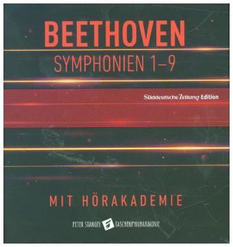 Beethoven Hörakademie, 10 Audio-CDs