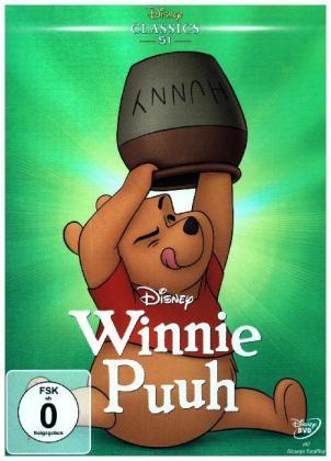Winnie Puuh, 1 DVD