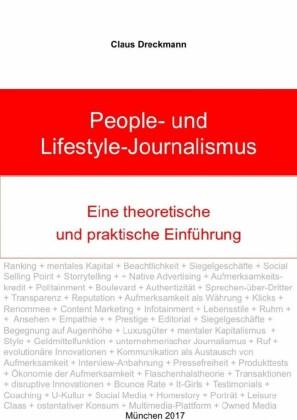 People- und Lifestyle-Journalismus. Eine theoretische und praktische Einführung