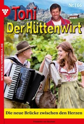 Toni der Hüttenwirt 166 - Heimatroman